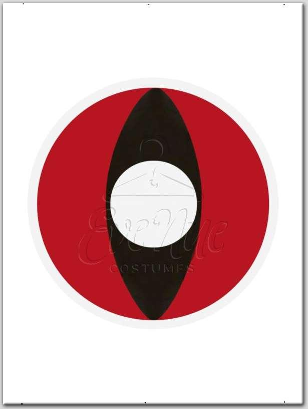 vörös macska kontaktlencse