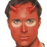 Ördög smink készlet az EveNue COSTUMES jelmezkölcsönző szalon kínálatából
