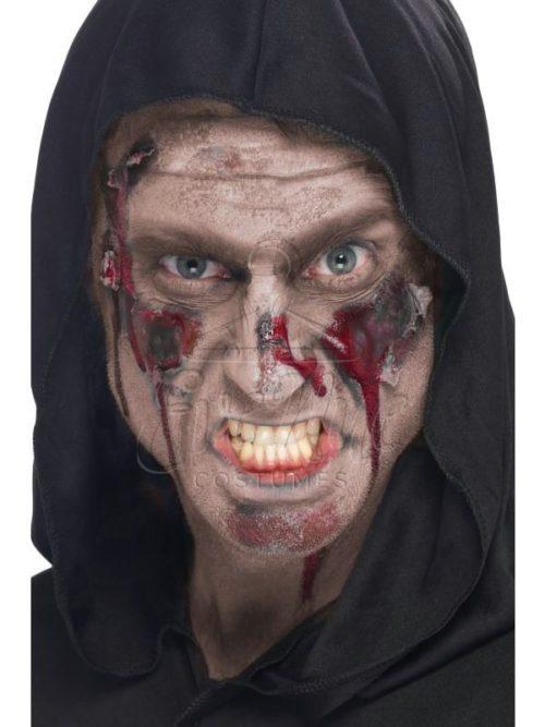 Horror Flash halloween smink az EveNue COSTUMES jelmezkölcsönző szalon kínálatából
