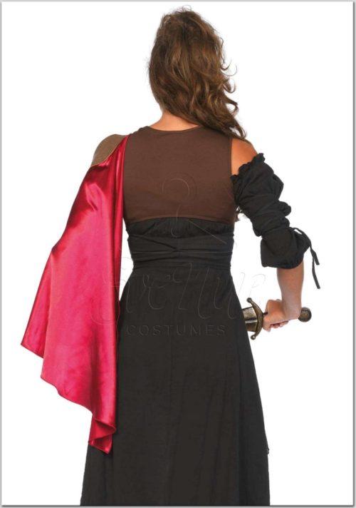 Ókori női mellény az EveNue Costumes jelmezkölcsönző szalon kínálatából