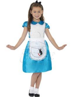 Alice Lányka jelmez az EveNue COSTUMES jelmezkölcsönző szalon kínálatából