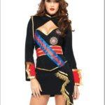 Katona tábornok női jelmez az EveNue Costumes jelmezkölcsönző szalon kínálatából