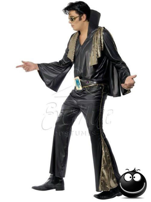 Elvis férfi jelmez az EveNue COSTUMES jelmezkölcsönző szalon kínálatából