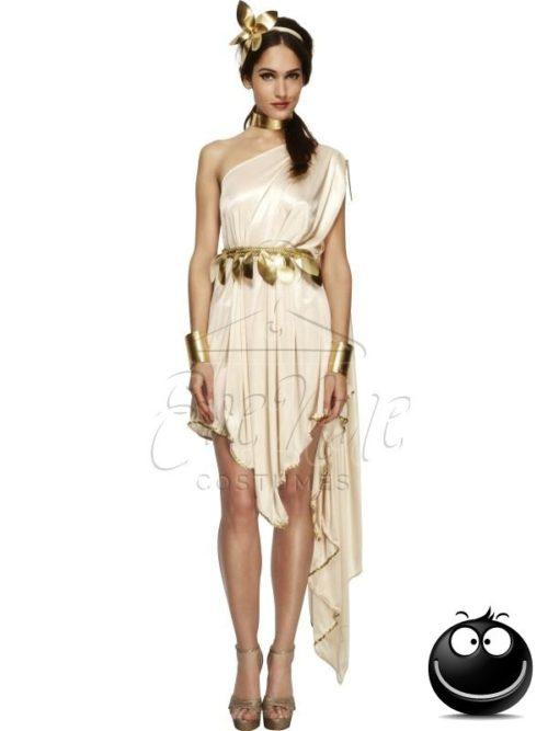 Istennő ókori női jelmez az EveNue COSTUMES jelmezkölcsönző szalon kínálatából