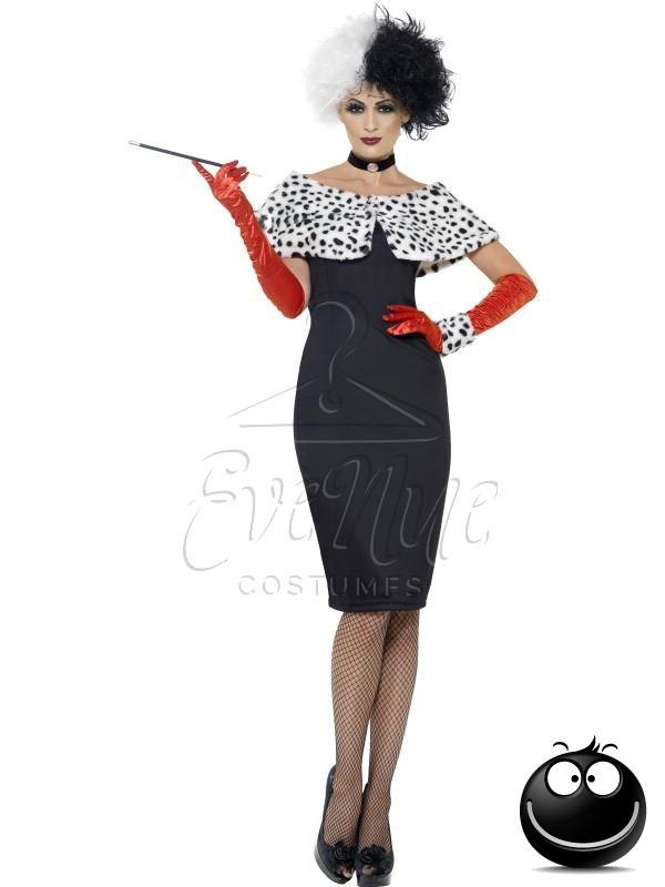 """Gonosz Madame női jelmez az EveNue COSTUMES jelmezkölcsönző szalon  kínálatából. """" e593cf73a9"""