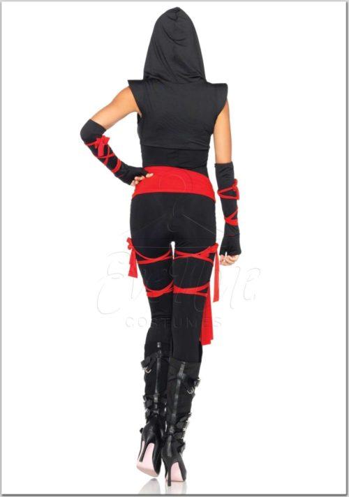Ninja női jelmez az EveNue Costumes jelmezkölcsönző szalon kínálatából