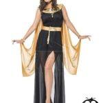 Nílus királynője ókori női jelmez az EveNue COSTUMES jelmezkölcsönző szalon kínálatából