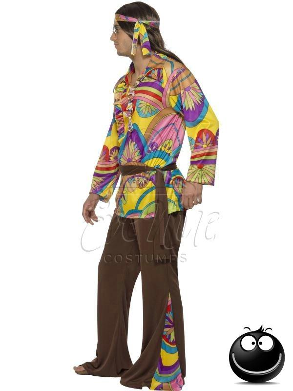 Kenet a hippi férfiakban
