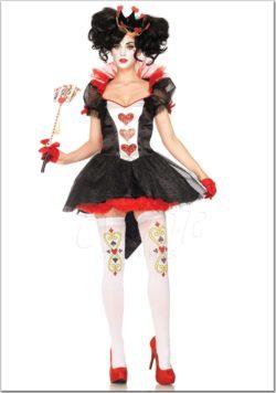 Royal Queen női jelmez az EveNue Costumes jelmezkölcsönző szalon kínálatából