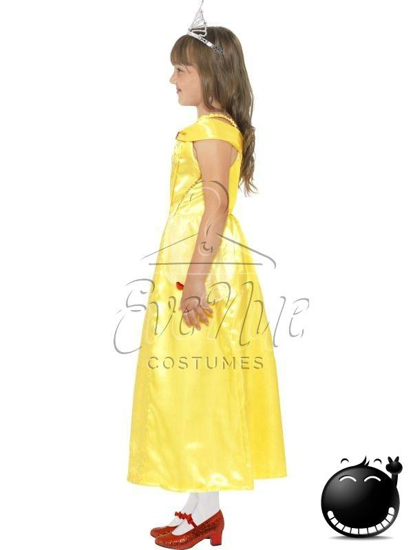 Belle hercegnő lány jelmez az EveNue COSTUMES jelmezkölcsönző szalon  kínálatából 5f98a9064e