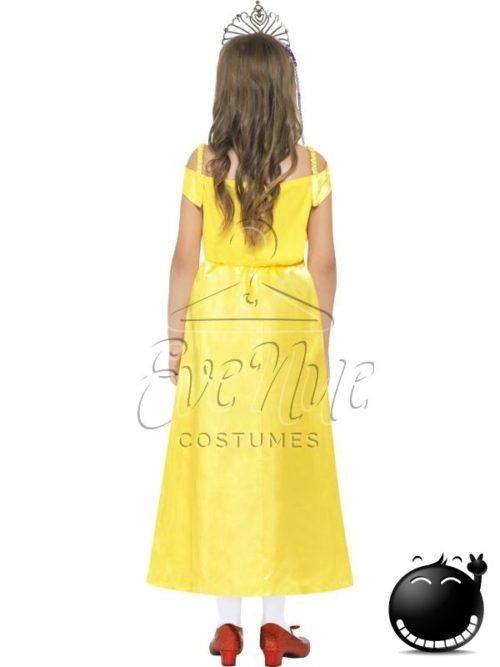 Belle hercegnő lány jelmez az EveNue COSTUMES jelmezkölcsönző szalon kínálatából