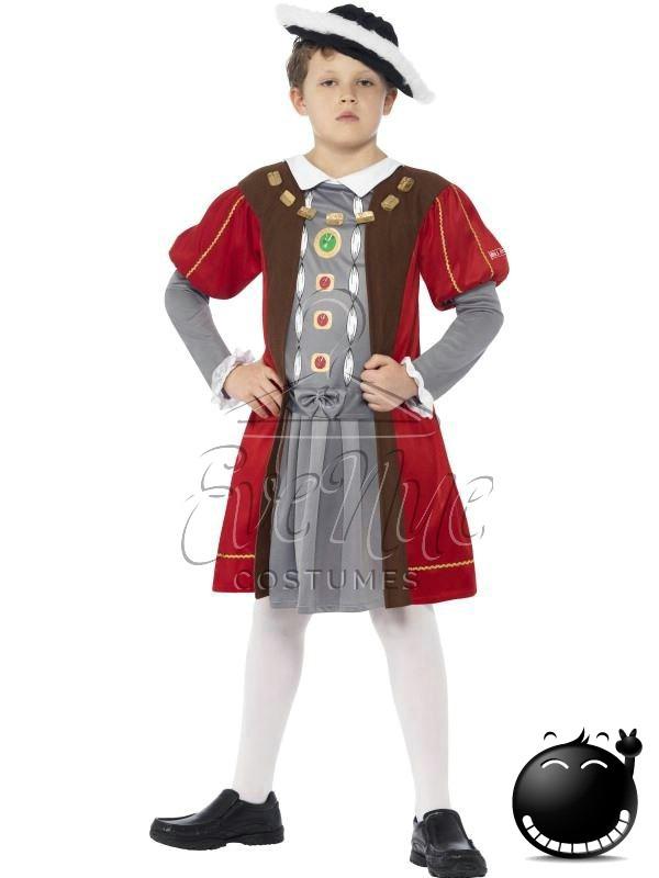 Reneszánsz fiú jelmez az EveNue COSTUMES jelmezkölcsönző szalon kínálatábólReneszánsz fiú jelmez az EveNue COSTUMES jelmezkölcsönző szalon kínálatából