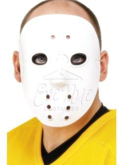Hockey maszk az EveNue COSTUMES jelmezkölcsönző szalon kínálatából