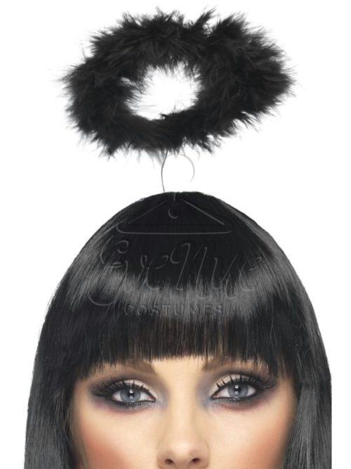 Fekete angyal glória az EveNue COSTUMES jelmezkölcsönző szalon kínálatából