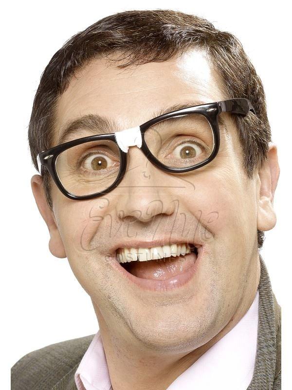 Őrült zseni szemüveg az EveNue COSTUMES jelmezkölcsönző szalon kínálatából