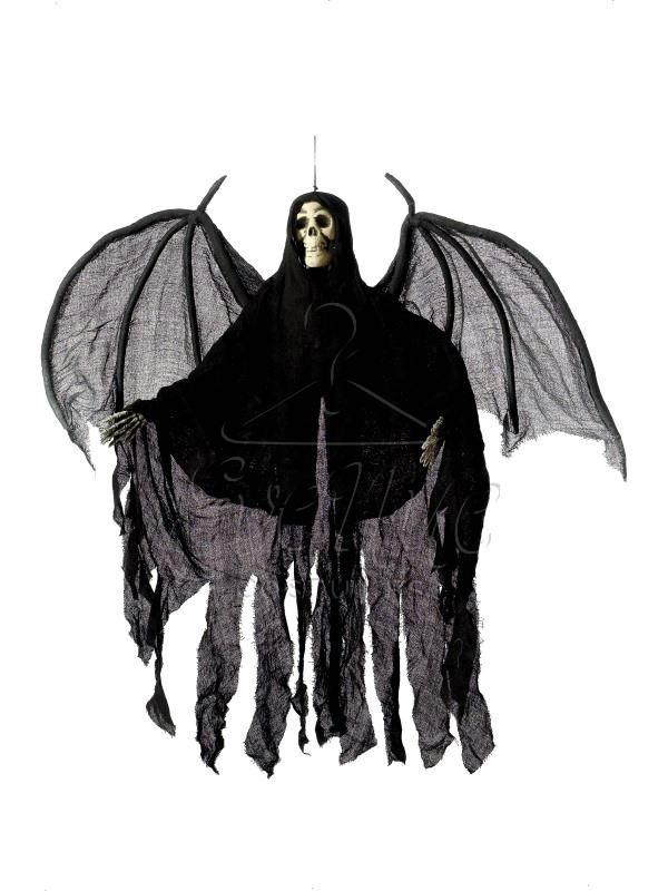 Felfüggeszthető csontváz angyal dekorácó az EveNue COSTUMES jelmezkölcsönző szalon kínálatából