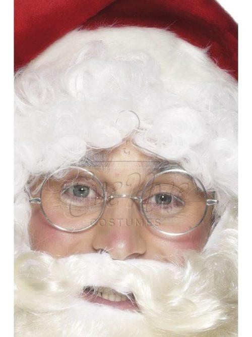 Mikulás szemüveg az EveNue COSTUMES jelmezkölcsönző szalon kínálatából
