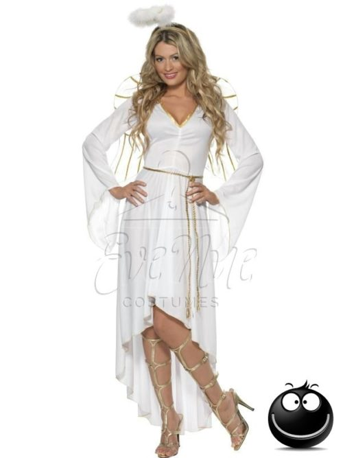 Angyal női jelmez az EveNue COSTUMES jelmezkölcsönző szalon kínálatából