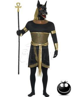 ANUBIS férfi jelmez az EveNue COSTUMES jelmezkölcsönző szalon kínálatából