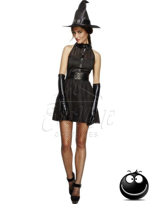 Boszorkány Halloween női jelmez az EveNue COSTUMES jelmezkölcsönző szalon kínálatából