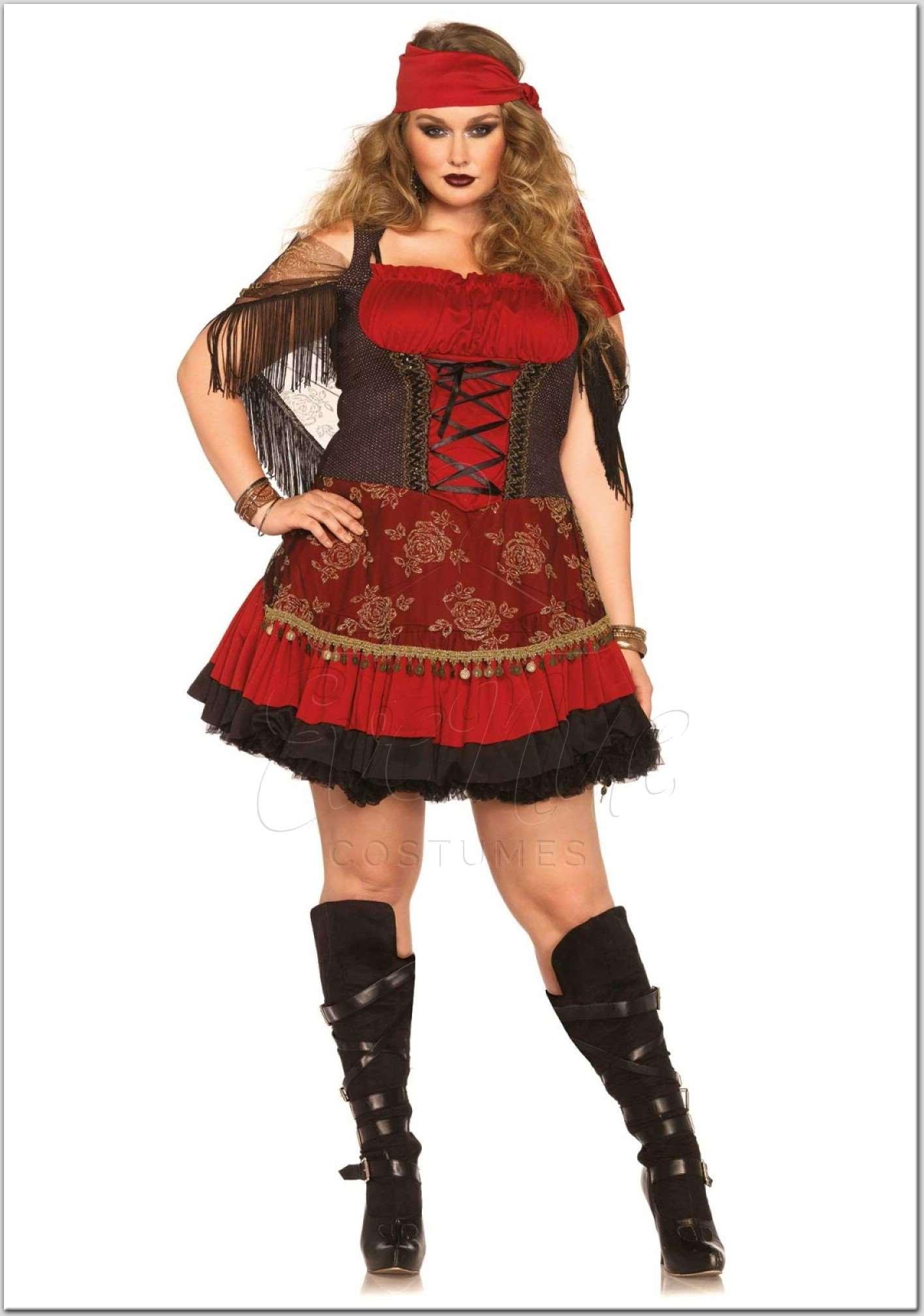 Kalóz hercegnő jelmez az EveNue Costumes jelmezkölcsönző szalon kínálatából