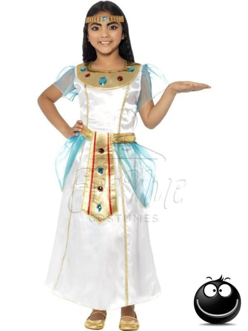 Kleopátra lány jelmez az EveNue COSTUMES jelmezkölcsönző szalon kínálatából
