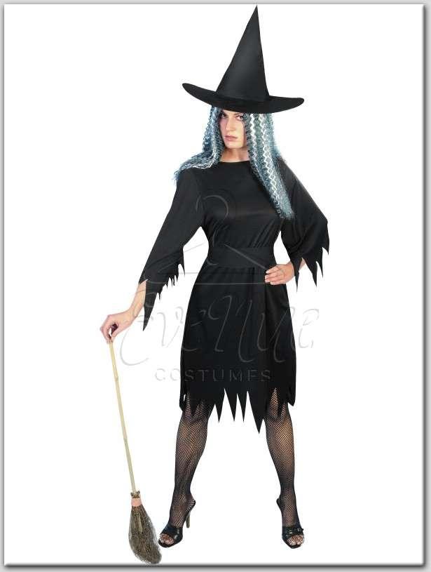 boszorkány jelmez olcsón