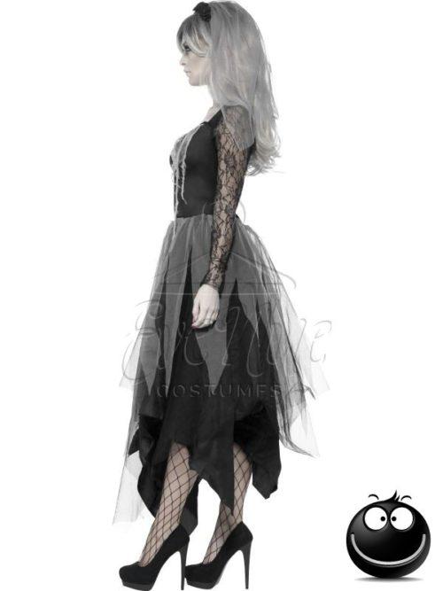 Halott menyasszony halloween női jelmez az EveNue COSTUMES jelmezkölcsönző szalon kínálatából