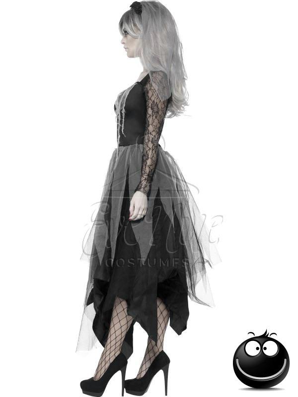 Halott menyasszony halloween női jelmez az EveNue COSTUMES jelmezkölcsönző  szalon kínálatából 937f71cba6