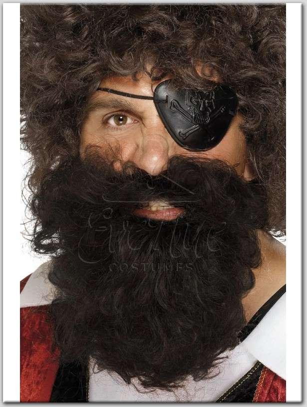 kalóz barna szakáll