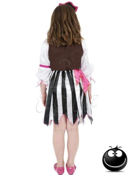 Kalóz lányka jelmez az EveNue COSTUMES jelmezkölcsönző szalon kínálatából