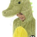 Krokodil gyermek jelmez az EveNue COSTUMES jelmezkölcsönző szalon kínálatából