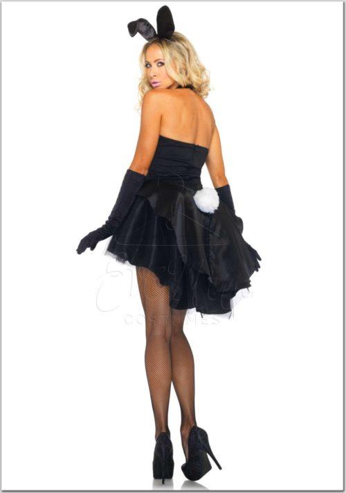 Nyuszilány női farsangi jelmez az EveNue Costumes jelmezkölcsönző kínálatából