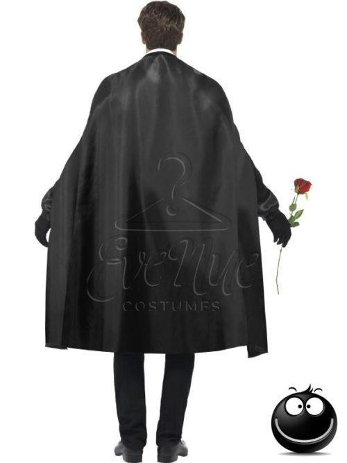 Operaház fantomja férfi jelmez az EveNue COSTUMES jelmezkölcsönző szalon kínálatából