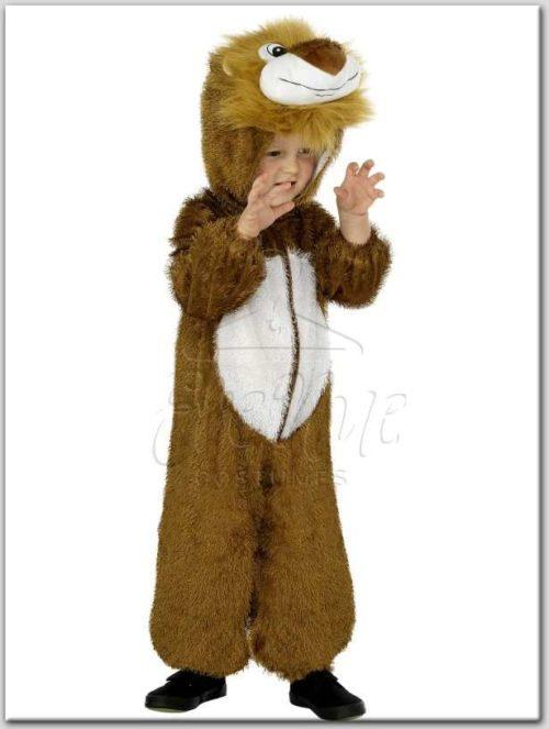 Oroszlán állat gyermek farsangi jelmez az EveNue Costumes jelmezkölcsönző szalon kínálatából