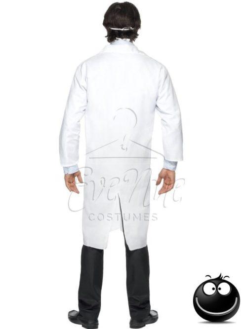 Orvos férfi jelmez az EveNue COSTUMES jelmezkölcsönző szalon kínálatából