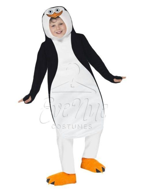 pingvin farsangi gyermek jelmez az EveNue COSTUMES jelmezkölcsönző szalon kínálatából