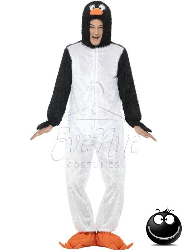 Pingvin felnőtt állat jelmez az EveNue COSTUMES jelmezkölcsönző szalon kínálatából