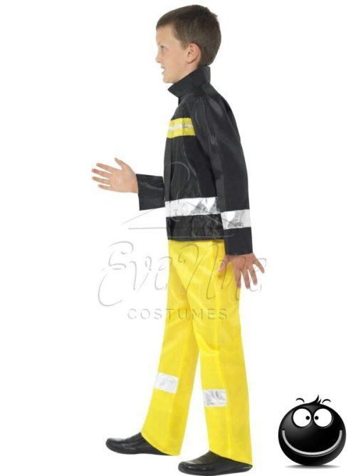 Tűzoltó fiú jelmez az EveNue COSTUMES jelmezkölcsönző szalon kínálatából