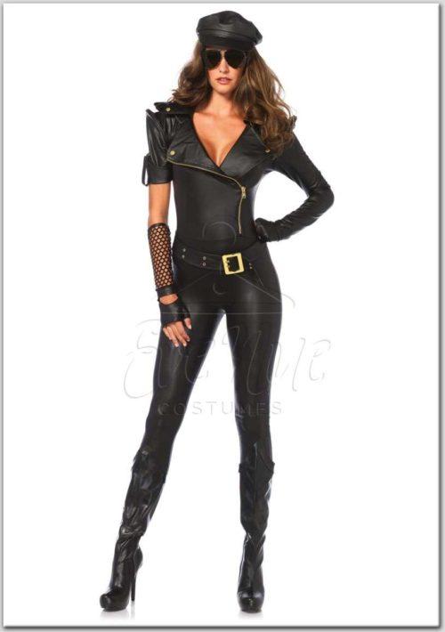 Vad motoros női jelmez az EveNue Costumes jelmezkölcsönző kínálatából