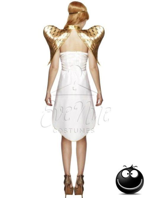 Angyal női farsangi jelmez az EveNue COSTUMES jelmezkölcsönző szalon kínálatából