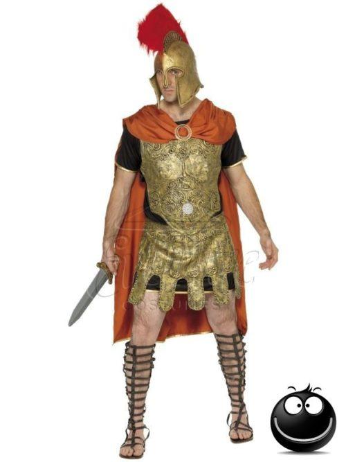 Római katona férfi jelmez az EveNue COSTUMES jelmezkölcsönző szalon kínálatából