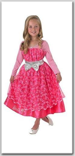 Barbie lány jelmez az EveNue COSTUMES jelmezkölcsönző kínálatából