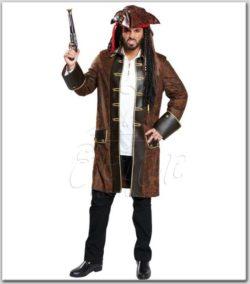 Barokk férfi kabát az EveNue COSTUMES jelmezkölcsönző szalon kínálatából