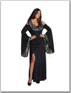 Démon női jelmez az EveNue COSTUMES jelmezkölcsönző szalon kínálatából