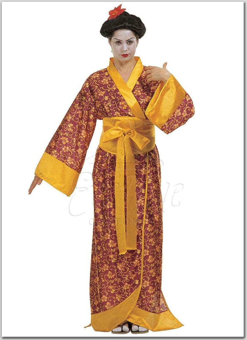 Gésa női jelmez az EveNue COSTUMES jelmezkölcsönző szalon kínálatából