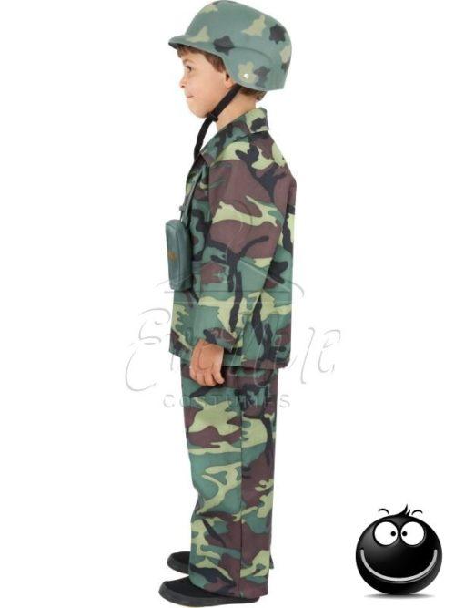Katona fiú jelmez az EveNue COSTUMES jelmezkölcsönző szalon kínálatából