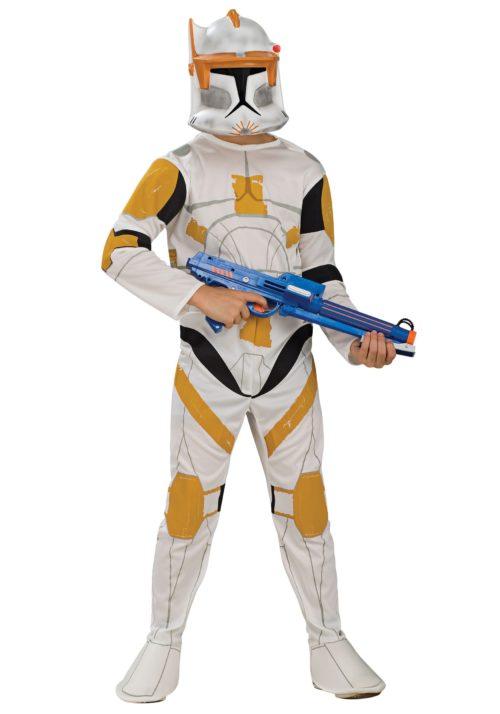 Star_Wars_Commander_Cody_gyermek_fiu_jelmez