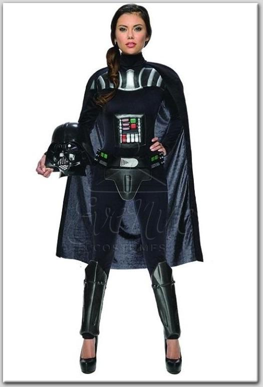 Darth Vader női jelmez az EveNue COSTUMES jelmezkölcsönző szalon kínálatából