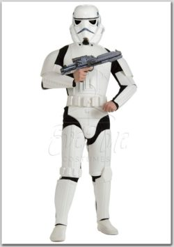 Star Wars Rohamosztagos férfi jelmez az EveNue COSTUMES jelmezkölcsönző szalon kínálatából